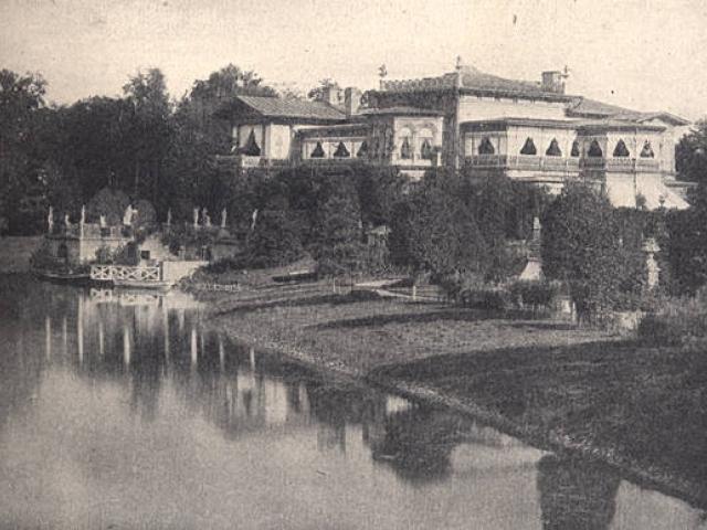 Gromov's dacha, 1900