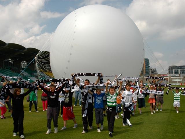 "Бик Ван дер Пол, ""Публичная арена"",  Дублин, 2007-2009"