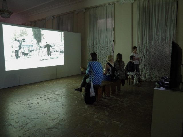 /De/Constructing Borders, installation view. Photo: Oleksandr Hants