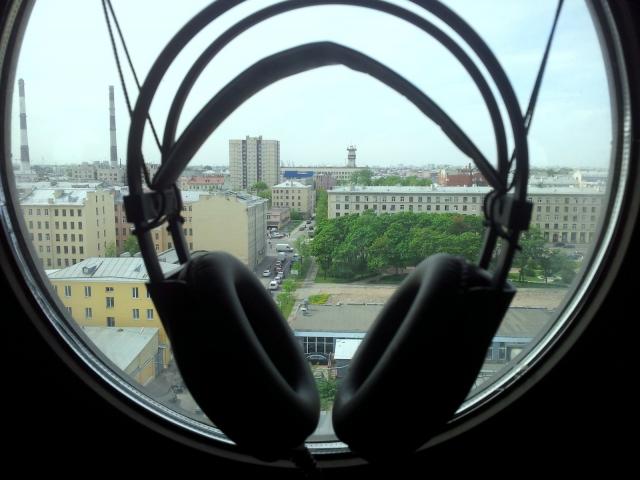 Hans Rosenstroem, 'Through the Mind's Eye', sound installation