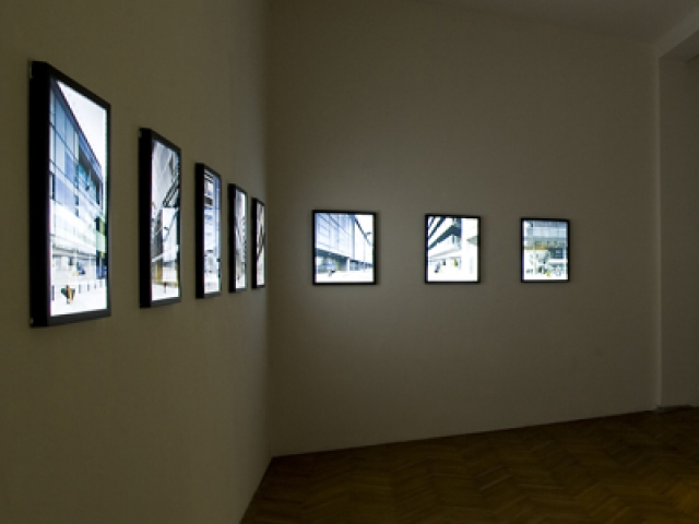 """Гарет Кеннеди, """"Быстрые деньги (Доки Дублина)"""", павильон Ирландии на 53 Венецианской биеннале, 2009"""