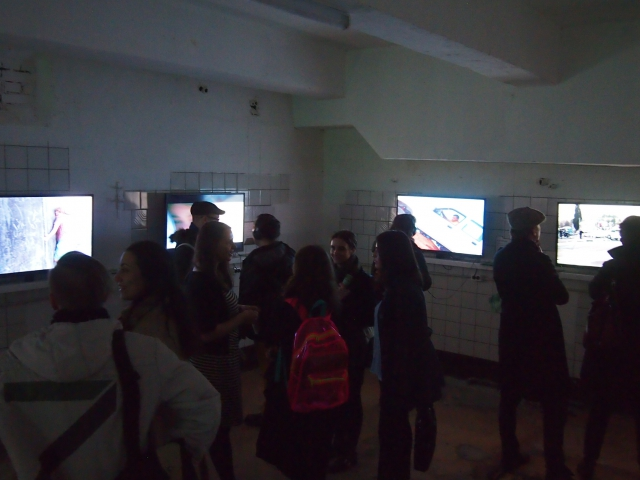 'Silent Among Us', exhibition opening