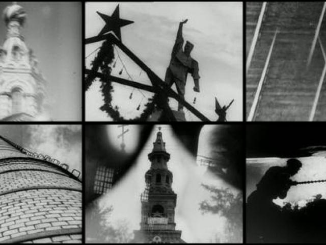 """""""Энтузиазм / Симфония Донбасса"""", реж. Дзига Вертов, 1930"""