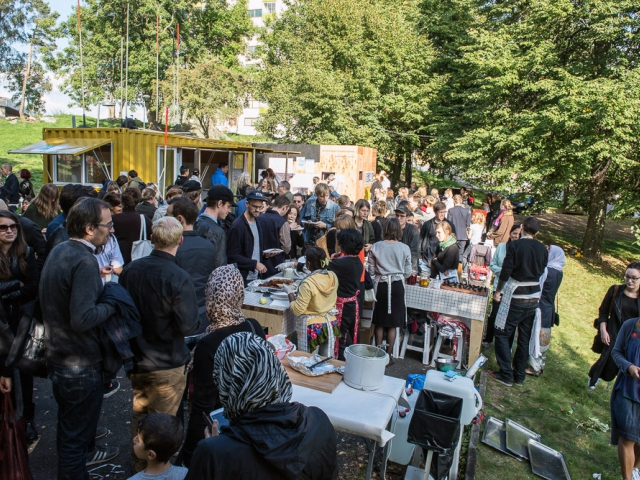 1 biennial for Art and Architecture, Botkyrka, 2014