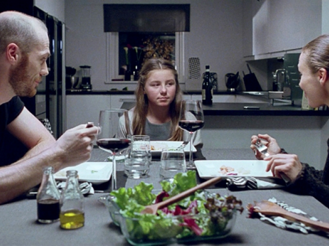 """Family dinner"", 2012, ""7 Shades of Love"" series, directed by Stefan Constantinescu"