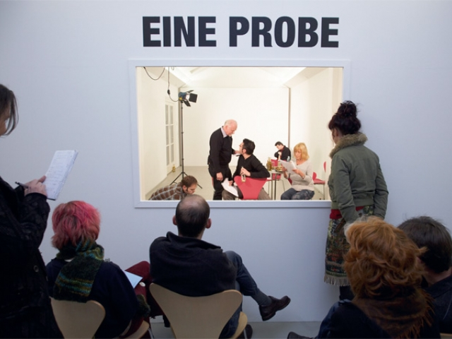 Анника Эрикссон,  Eine probe,  Ганновер, 2006