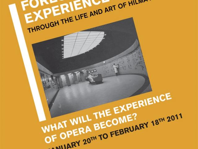 """Фернада Торре, проект """"Forecasting the Experience of Opera"""""""
