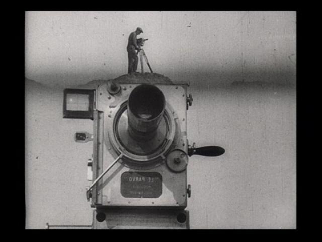 """""""Человек с киноаппаратом"""", реж. Дзига Вертов, 1967"""