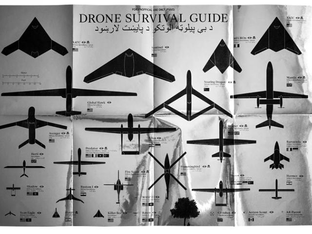 «Гид по выживанию для дронов», 2013