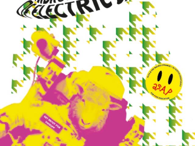 Фернада Торре, постер для вечеринки Konstfack